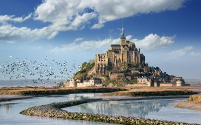 5 belles façons de découvrir le Mont-Saint-Michel