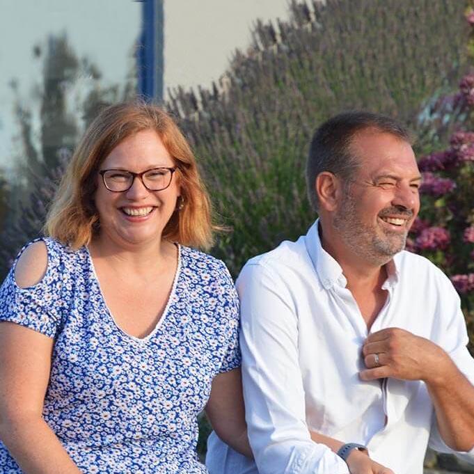 Aurore et Frédéric vous accueillent dans leur maison d'hôtes