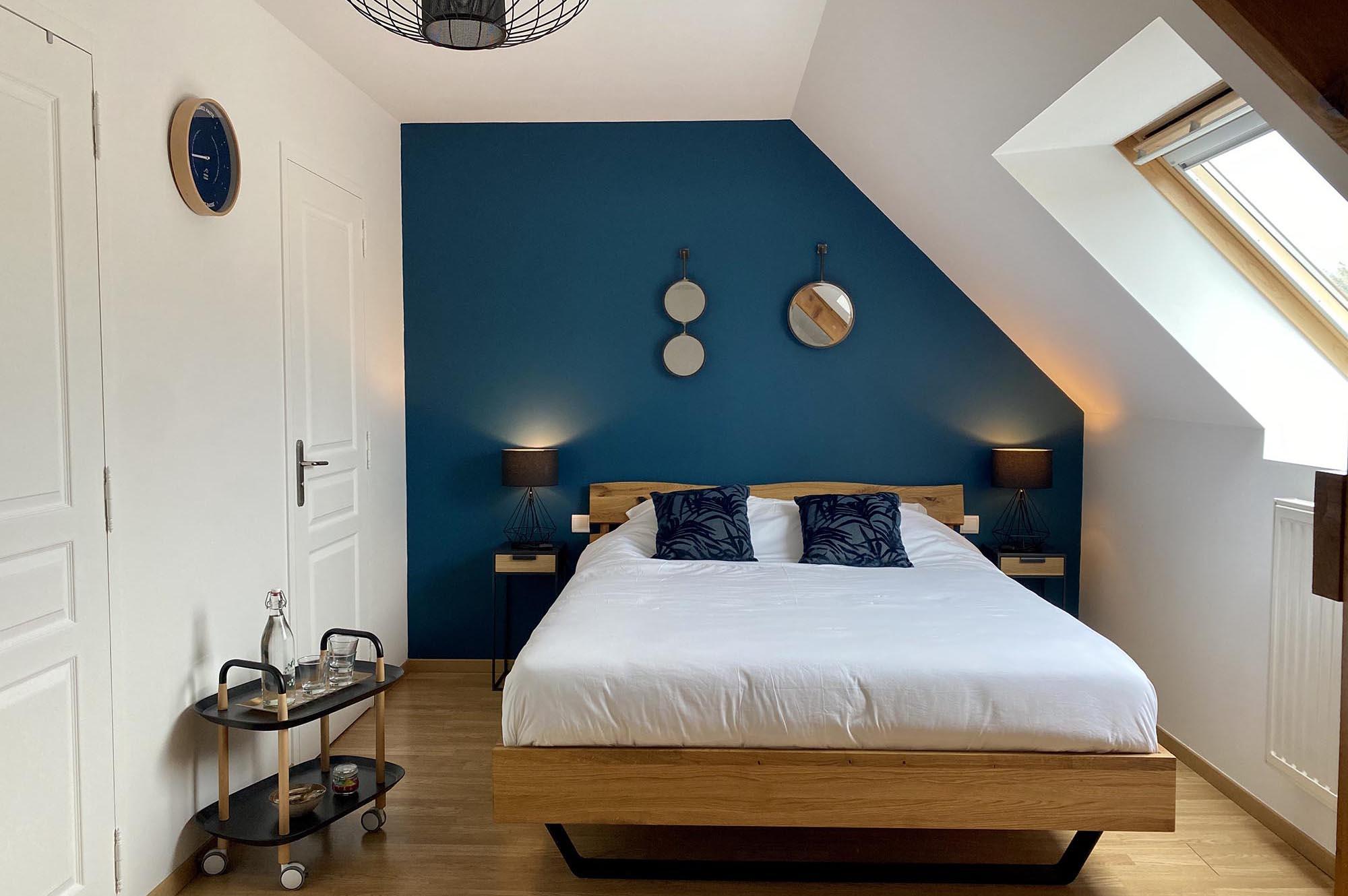 Chambre d'hôtes spacieuse Ambiance moderne pour 2 personnes