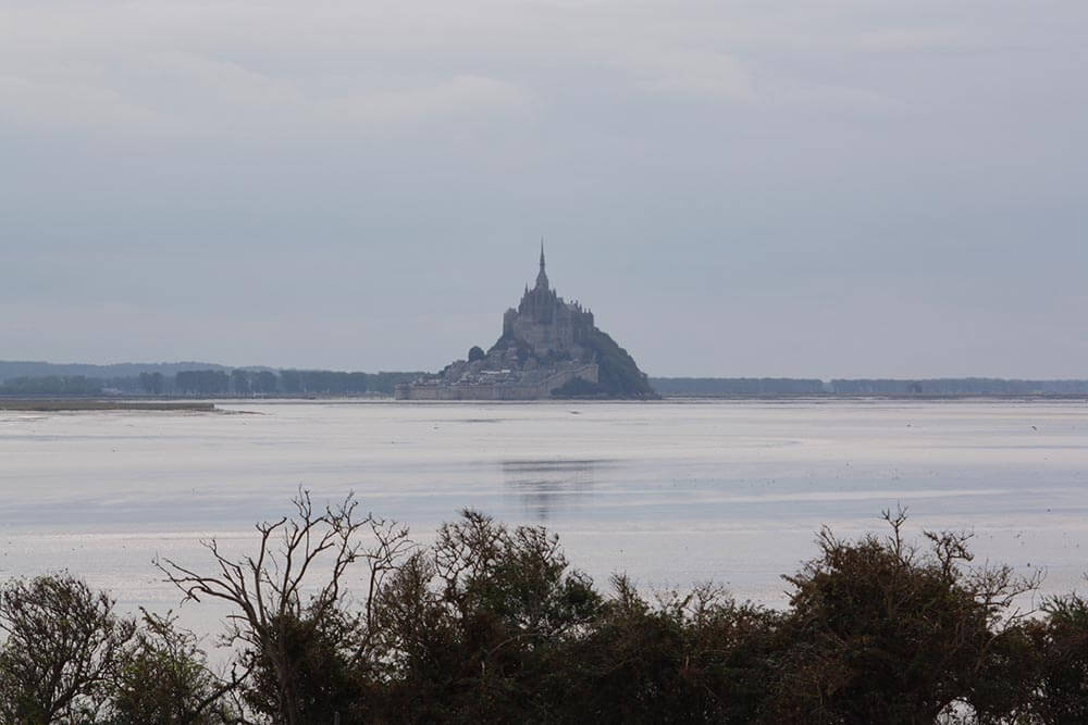 Les sables du Mont-Saint-Michel